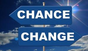 lehetőség a változásra